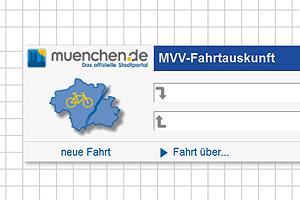 Radlhauptstadt München | MVV Radroutenplaner App