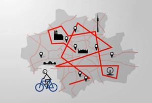Radroutenplaner München
