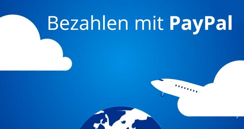 bezahlen mit PayPal erklärt
