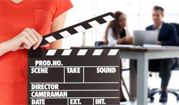 Unternehmensvideopic