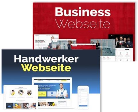 Webseiten für Handwerker und Unternehmer